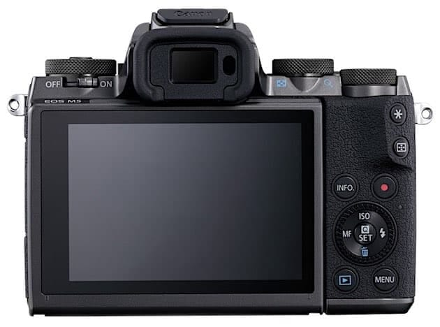 Review of the New Canon EOS M5 Mirrorless Camera