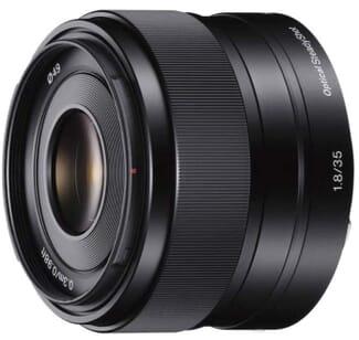 Sony Single Focus Lens