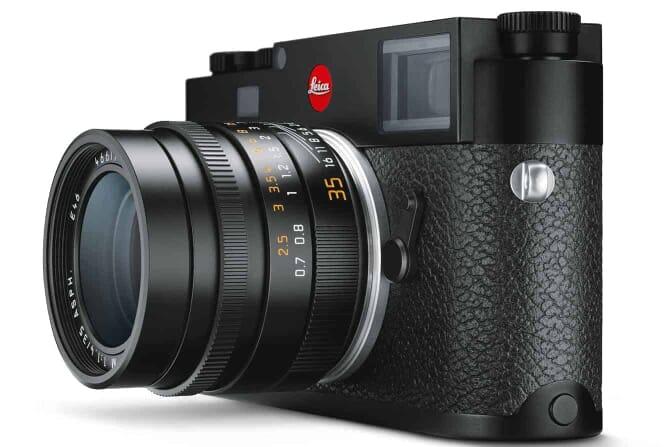 New Leica M10