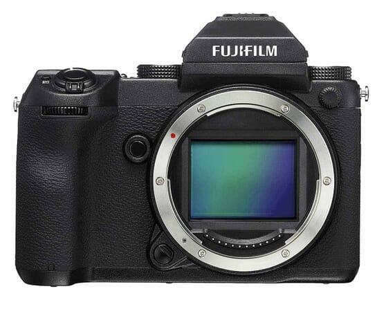 The FUJIFILM GFX 50S Mirrorless Digital Camera