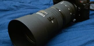 Nikkor 80-200mm f/2.8D ED Telephoto Zoom Lens