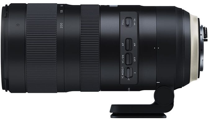 new tamron 70-200mm f/2.8