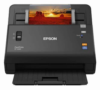 best Epson photo scanners