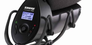 Best DSLR Microphone the VP 83 by Shure