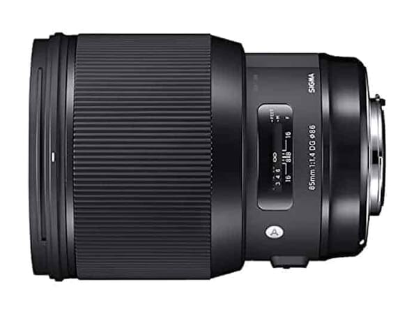 Sigma prime Art lenses for nighttime photography