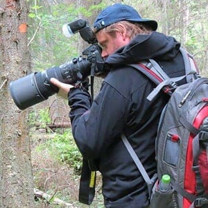 Stefan Holm, Stock Photographer