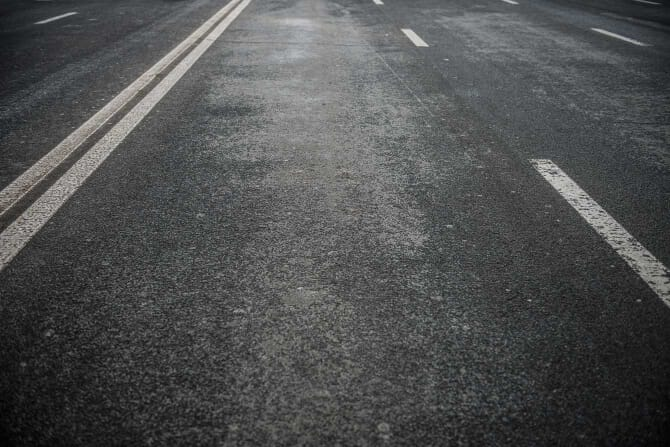 Stock Photo Example (Road Asphalt)