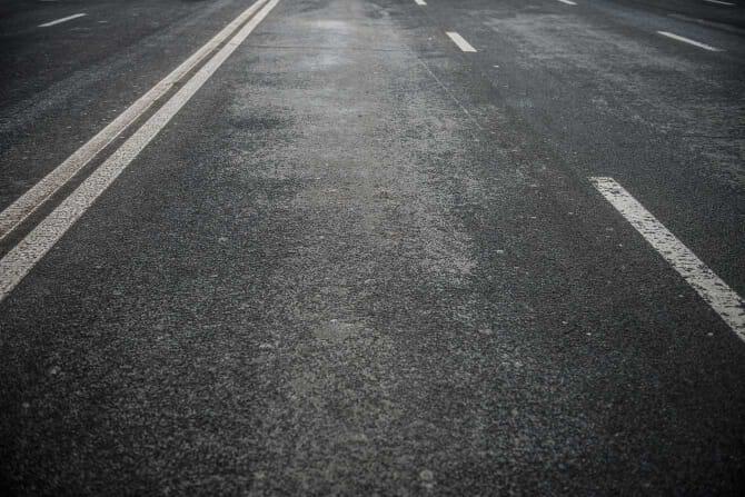 Stock Photo Example (Road Asphalt)