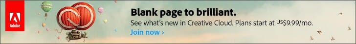 Adobe Lightroom Creative Plan