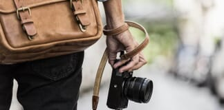 Review of the 6 Best DSLR Leather Bags