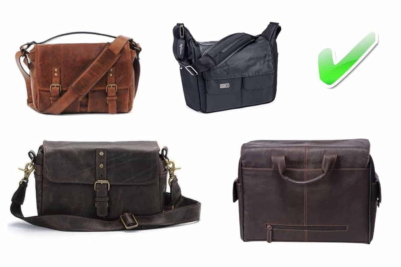 Best DSLR Leather Sling Bags