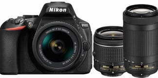 The Best Nikon D5600 Lenses (Top 7 Picks)
