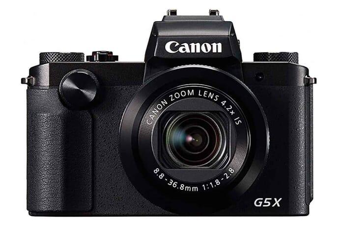 Canon PowerShot Compact Viewfinder Camera