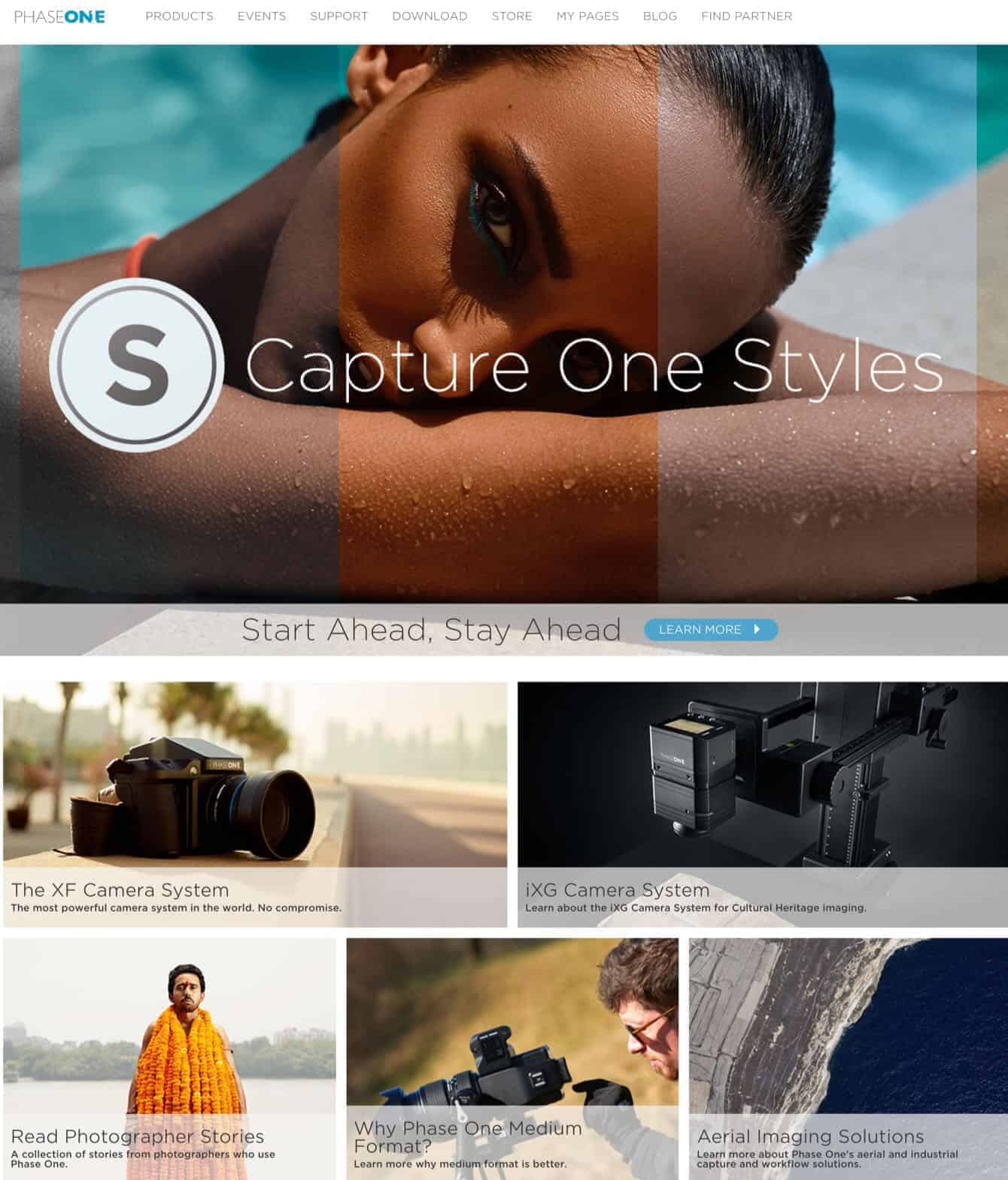 Best Photo Editing Software for Windows: Capture ONE by Phase One
