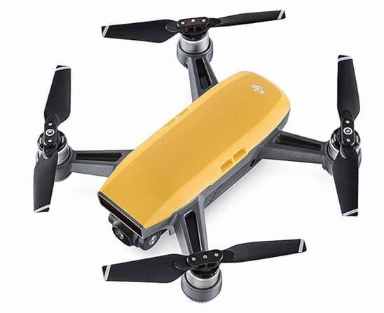 DJI Spark Yellow