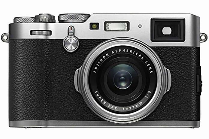 Fujifilm X100F Compact Viewfinder Camera
