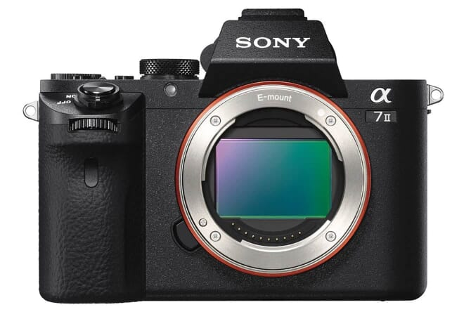 Sony A7 Mirrorless