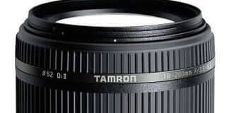Tamron 18-200mm F/3.5-6.3 An Affordable All In One Zoom Lens for Canon and Nikon DSLRs