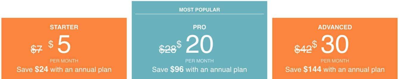 Zenfolio Pricing Plans