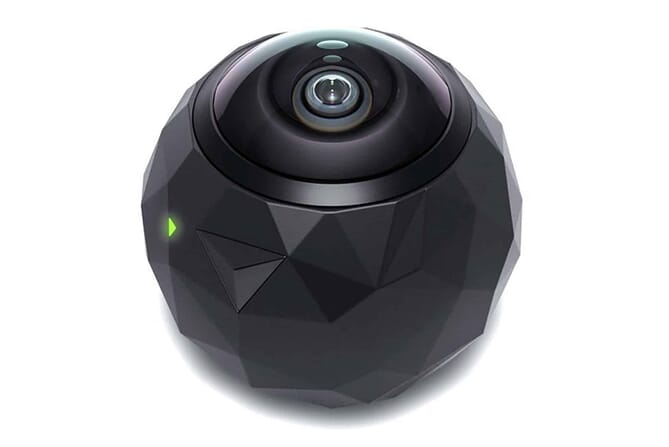 360 Fly 4K action cam