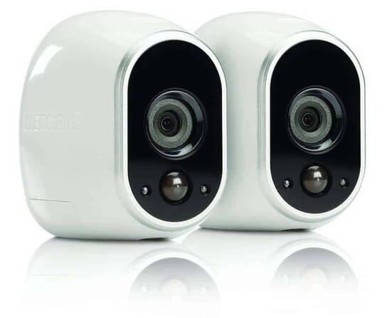 Arlo SmartHome HD best hidden cameras
