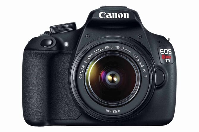 Canon EOS Rebel T5i DSLR