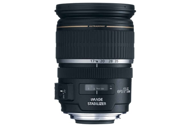 Canon EF-S 17-55mm f/2.8 lens