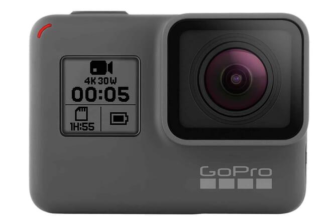 GoPro Hero 5 action cam