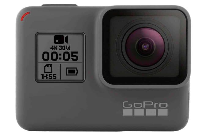 GoPro Hero5 camera