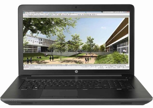 """HP 17.3"""" ZBook 17 G3"""