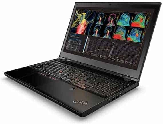 "Lenovo 15.6"" ThinkPad P51"