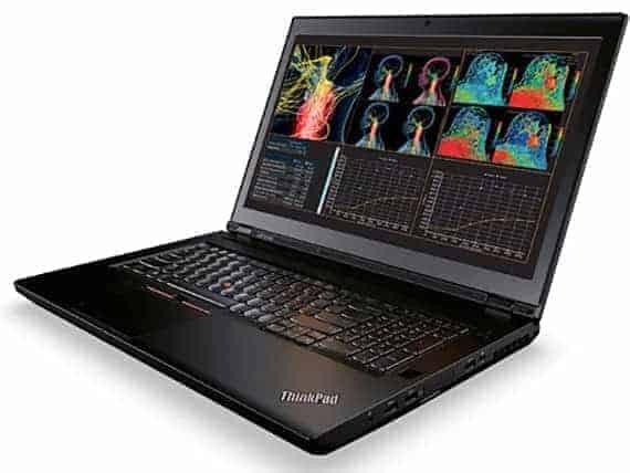 """Lenovo 17.3"""" ThinkPad P71"""