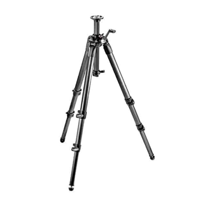 Manfrotto MT057C3-G 057 Carbon fiber tripod