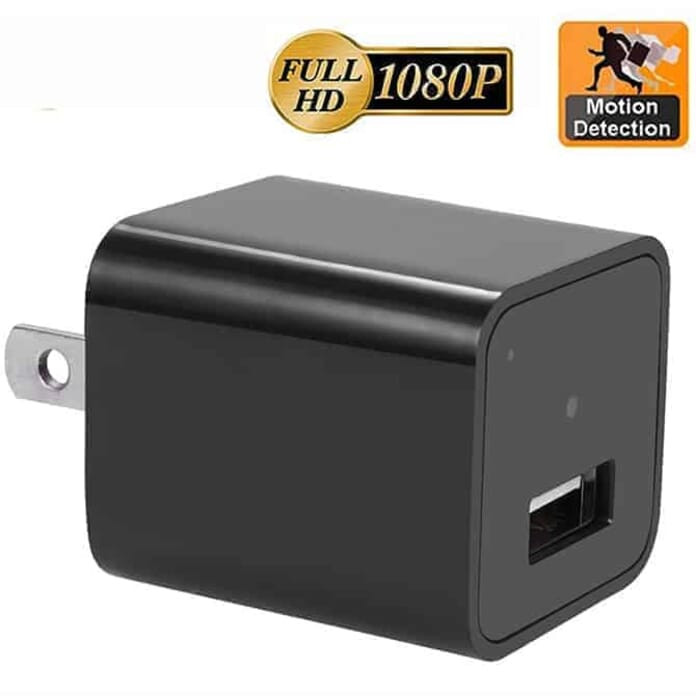 Motion Detection AC Wall Plug Adapter