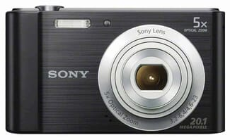Sony Cyber-Shot Best Compact Camera Under $100