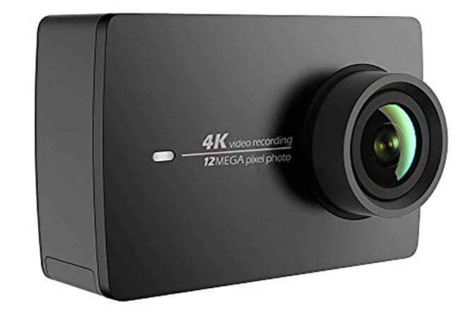 Yi 4K Plus camera. Great Camera for Youtube Video.