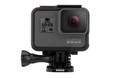 GoPro HERO5 diving camera