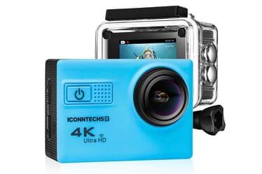 ICONNTECHS IT Ultra HD 4K diving camera