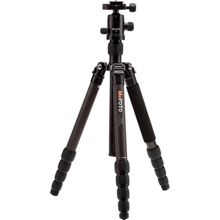 MeFoto GlobeTrotter Carbon Fiber Travel Tripod kit
