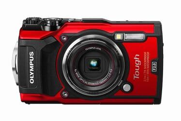 Olympus Tough! TG-5 diving camera