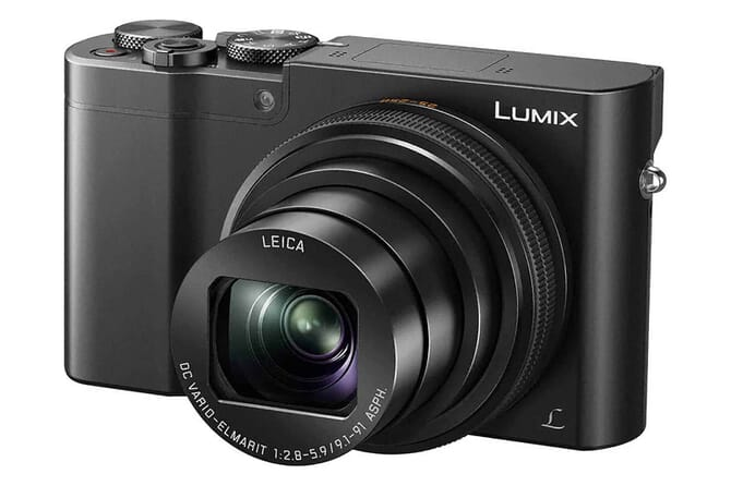Panasonic ZS100 touchscreen compact camera