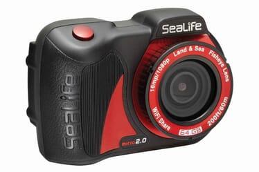 SeaLife Micro 2.0 diving camera