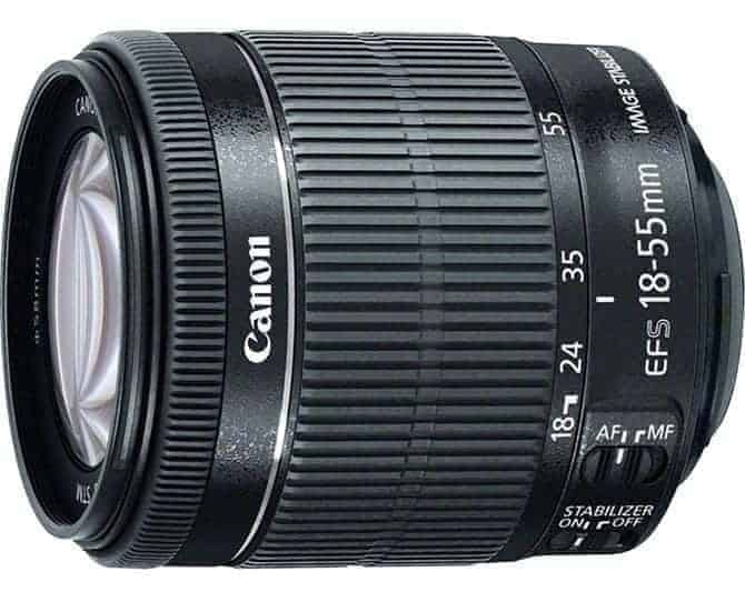 Canon 18-55mm ISM STM