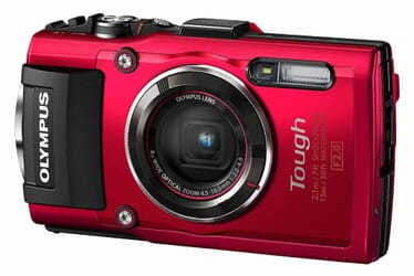 Olympus TG-4 vacation camera