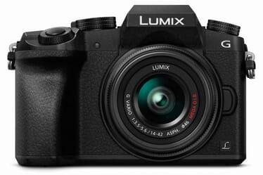 Panasonic Lumix DMC-G7 vacation camera