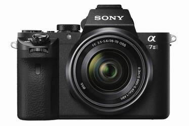 Sony Alpha 7 II vacation camera