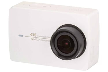 Yi 4K Action vacation camera