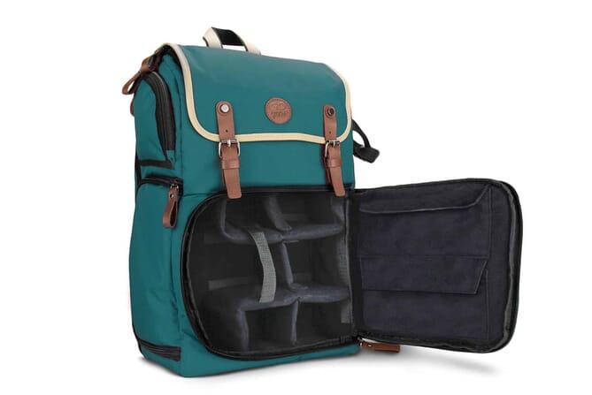 GOgroove DSLR Camera Backpack Case
