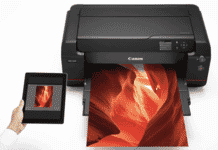 Best Photo Printer in 2018: The Canon imagePROGRAF PRO-1000 InkJet printer
