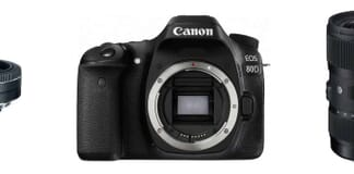 Best Canon 80D Lenses